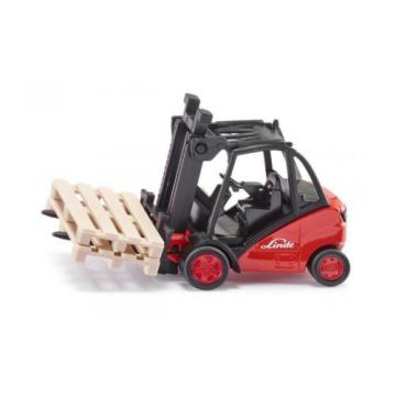 Siku 1722 - Linde Forklift Truck Diecast toy - 1:50 Scale New in Box