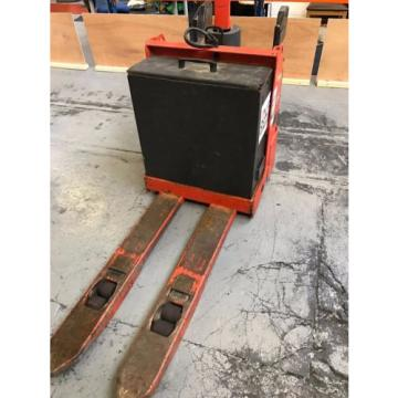 Linde T20AP-01 Pallet Picking Truck with Platform A2