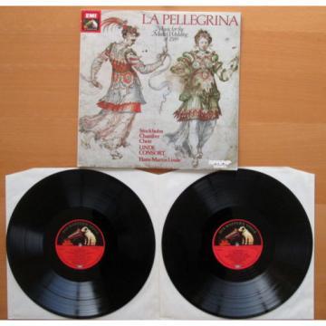 SLS 1301143 La Pellegrina Music For Medici Wedding 1589 Linde Consort 2xLP NM