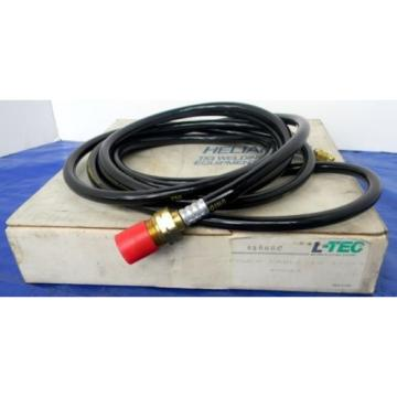 NEW ESAB LINDE TIG WELDING TORCH 12 1/2' POWER CABLE