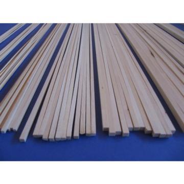 Vierkantleisten  Linde  A+B-Ware   2x2mm bis 10x10mm   ca.620mm lang