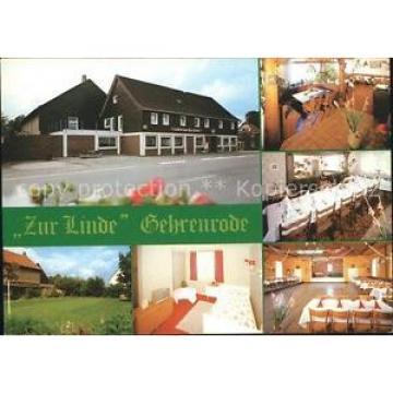72105195 Gehrenrode Gasthaus zur Linde Bad Gandersheim