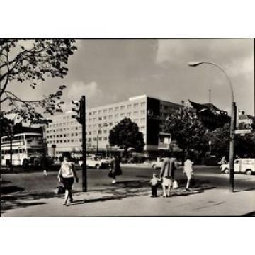 Ak Berlin Mitte, Interhotel Unter den Linde, Friedrichstraße, Do... - 1579890