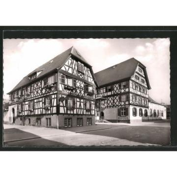 tolle AK Oberkirch, Hotel Obere Linde, Bes. A. Dilger