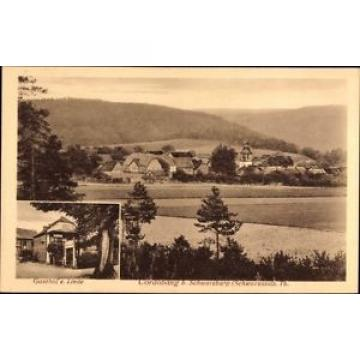 Ak Cordobang Bad Blankenburg, Gasthof zur Linde, H. Siegmund,... - 1017953
