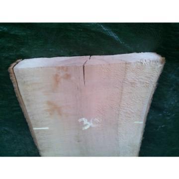 Linde ca. 101cm x bis 30cm x 40mm Brett Bohle Holz Tischlerholz Lindenholz
