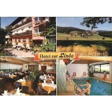 72426939 Althof Hotel Restaurant Pension zur Linde Hallenbad Landschaft Bad Herr