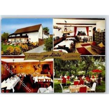 51521552 - Luetzelbach Gasthaus Pension Zur Linde