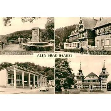 72973890 Alexisbad Harz Friedensdenkmal Hotel Linde Cafe Exquisit Gaststaette Go