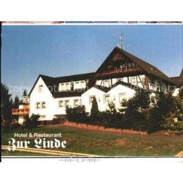72489639 Blankenbach Sontra Hotel Restaurant Zur Linde Sontra