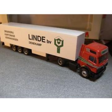 1/87 AWM MB SK Linde bv Denekamp Olanda NL trattore Case