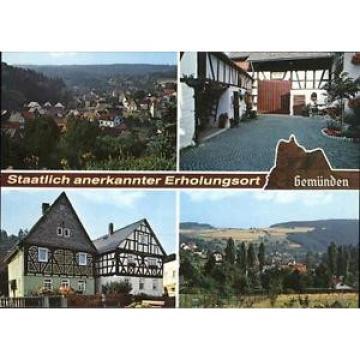 41255803 Gemuenden Erholungsort Gasthaus Pension Zur Linde