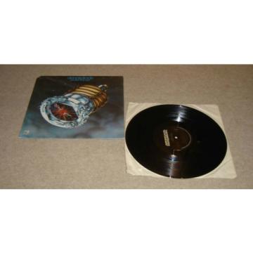 Dennis Linde Under The Eye Vinyl LP - EX