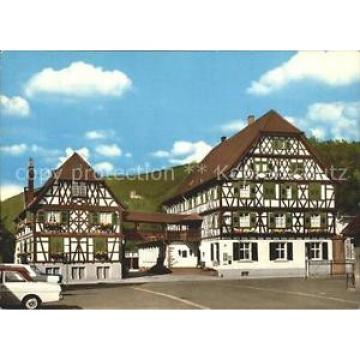 71957262 Oberkirch Baden Hotel Obere Linde Schauenburg Oberkirch