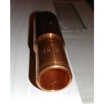 2 NOS ESAB Linde #10 MIG Nozzle Copper 998894 No.10 for ST-23 and ST-23A Mig Gun