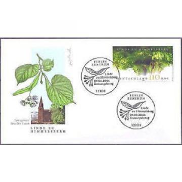 BRD 2001: Himmelsberg-Linde! FDC Nr. 2208 mit den Berliner Sonderstempeln! 1605