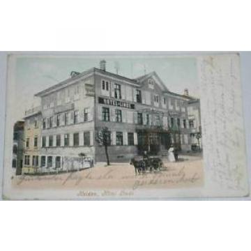 AK - Heiden - Hotel Linde (20734)