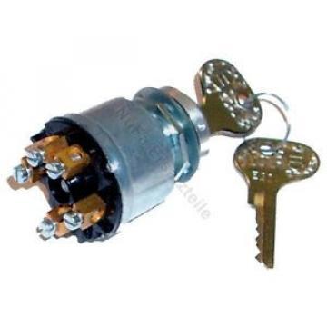 Zündschloss E30 für Linde (5 Pin, 4 Stellungen, Länge: 59 mm)
