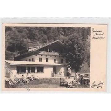 39086958 - Mayrhofen. Gasthaus  Linde  gelaufen, 1964. Gute Erhaltung.