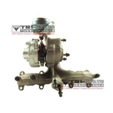 Linde Forklift Turbocharger, H45D, H50D, 1.9L, 713673-5007, Garrett GTA1749V