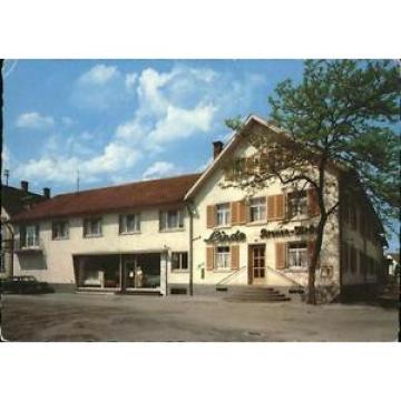 41251951 Elgersweier Gasthaus  Metzgerei zur Linde Artur Kempf Offenburg