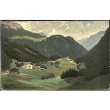 10599207 Astegg Zillertal Gasthaus zur Linde x 1912 Schwendau