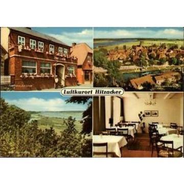 41282938 Hitzacker Elbe Teilansichten Hitzacker Hotel Restaurant Zur Linde Hitza