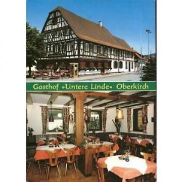 41209426 Oberkirch Baden Gasthof Untere Linde, Bes. Fam. Mueller Oberkirch