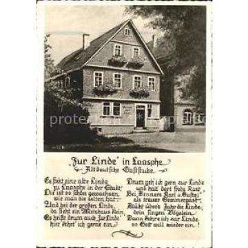 72098398 Laasphe Bad Restaurant zur Linde Bad Laasphe