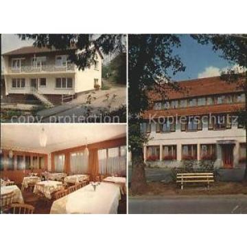 42002883 Glatten Freudenstadt Gasthof Zur Linde  Glatten