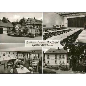41256074 Gemuenden Taunus Gasthaus Pension zur Linde Weilrod