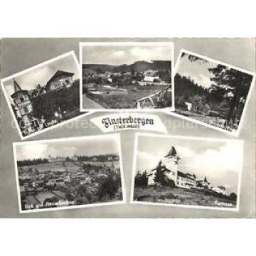 72524540 Finsterbergen Kurhaus Hotel zur Linde  Finsterbergen Thueringer Wald