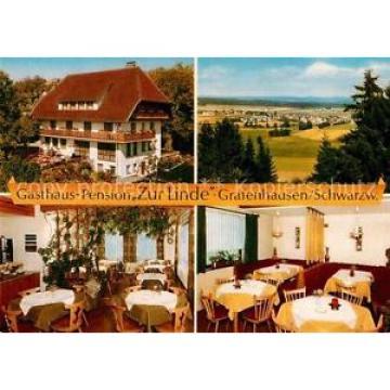 42938942 Grafenhausen Schwarzwald Gasthof Pension Zur Linde Grafenhausen