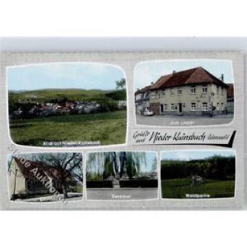 51458964 - Nieder-Kainsbach Gasthaus zur Linde Kriegerdenkmal Schule  Preissenku