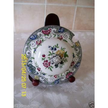 Minton M & Co Linde Pattern Floral Lidded Sauce Tureen