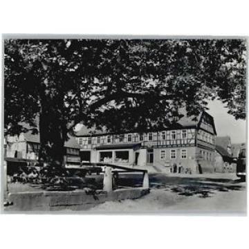 40645765 Stetten Rhoen Stetten Rhoen Gasthaus zur Linde * Sondheim v.d.Rhoen
