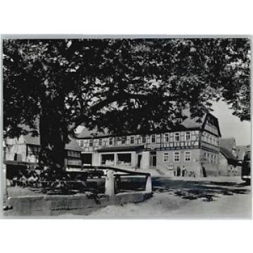 40645764 Stetten Rhoen Stetten Rhoen Gasthaus zur Linde * Sondheim v.d.Rhoen