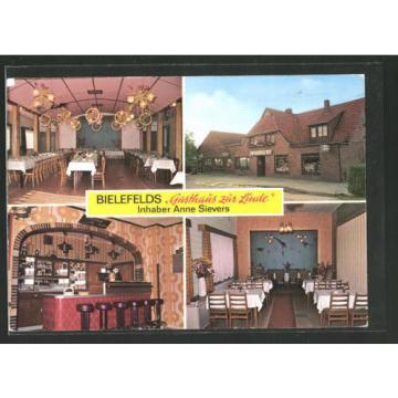 alte AK Grüppenbühren, Gasthaus Zur Linde