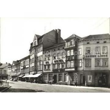 72114714 Muehlhausen Thueringen HO- Gaststaette Gruene Linde Muehlhausen Thuerin
