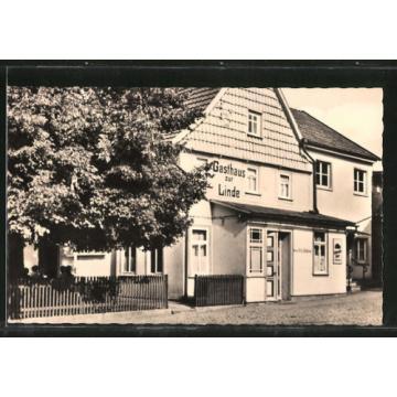 tolle AK Fischbach, Partie Gasthaus zur Linde