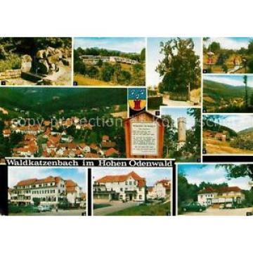 42918951 Waldkatzenbach Freya Quelle Linde Ehrenmal Hoellgrund Muehle Gasthof Zu