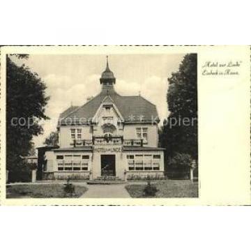 42594987 Einbeck Niedersachsen Hotel zur Linde Einbeck