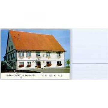 51435265 - Steinhausen b Bad Schussenried Gasthaus Linde Oberschwaebische Barock