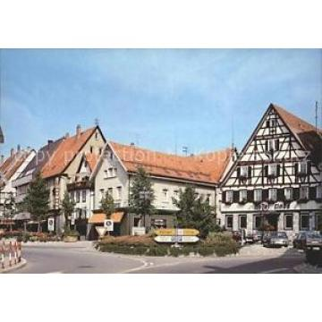72097454 Ebingen Teilansicht Hotel Linde Albstadt