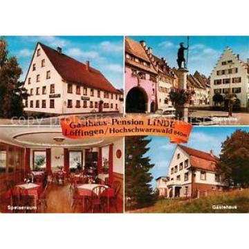 42694984 Loeffingen Pension Linde Speiseraum Gaestehaus Stadtmitte Loeffingen