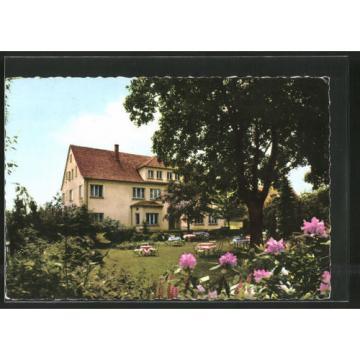 schöne AK Rinteln, Hotel zur Linde, Hamelner Straße 21