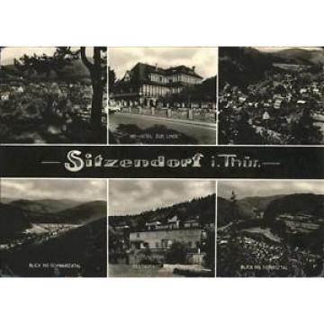 41261078 Sitzendorf Thueringen Hotel zur Linde Schwarzatal Sitzendorf Schwarzata
