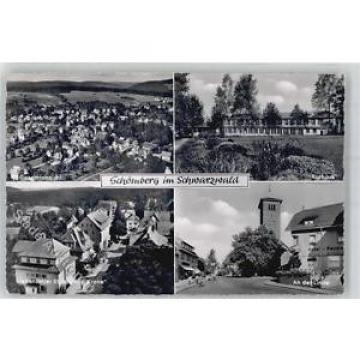 51472358 - Schoemberg , Kr Freudenstadt Kirche An der Linde Kurhaus Liebenzeller