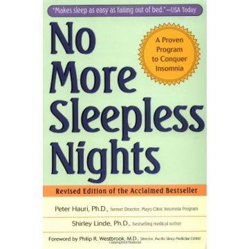No More Sleepless Nights-Peter Hauri, Shirley Motter Linde