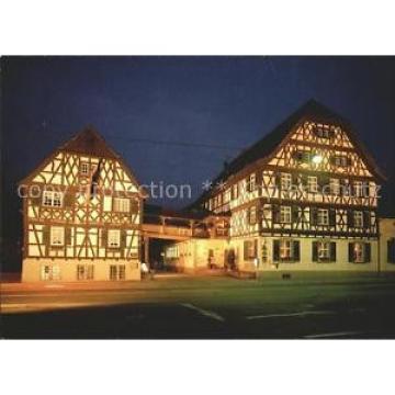 71830765 Oberkirch Baden Hotel-Restaurant Zur oberen Linde  Oberkirch
